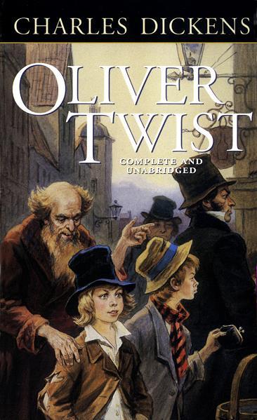 Скачать бесплатно Приключения Оливера Твиста