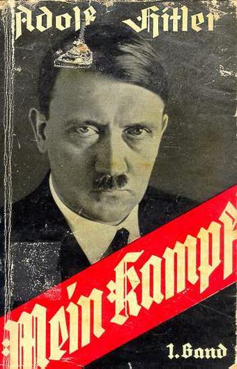 Гитлер книга скачать майн кампф.