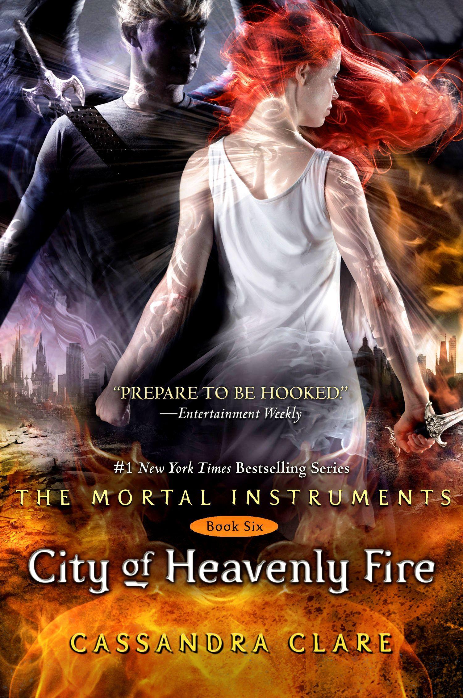 Скачать бесплатно Город небесного огня