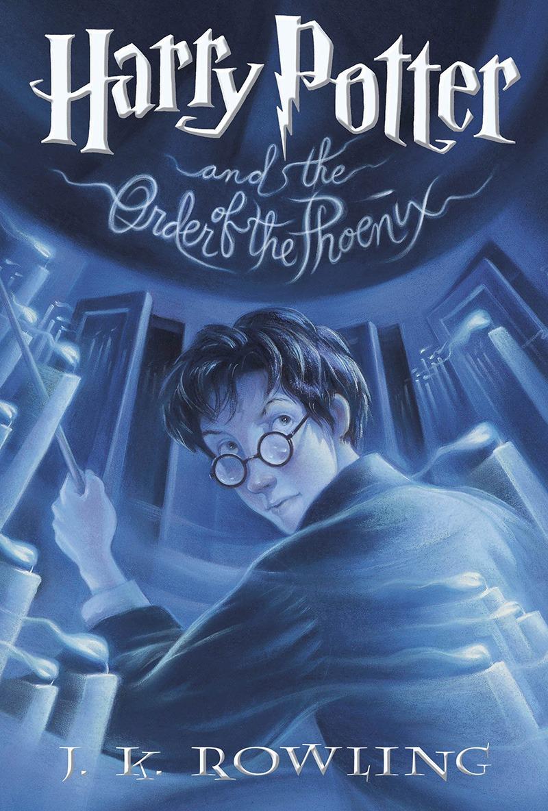 Гарри Поттер и Орден Феникса (перевод Росмэн)