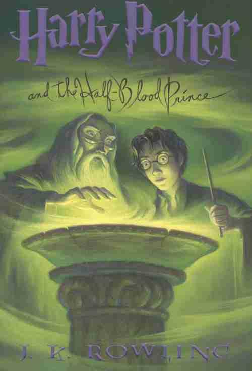 Гарри Поттер и Принц-полукровка (перевод Росмэн)