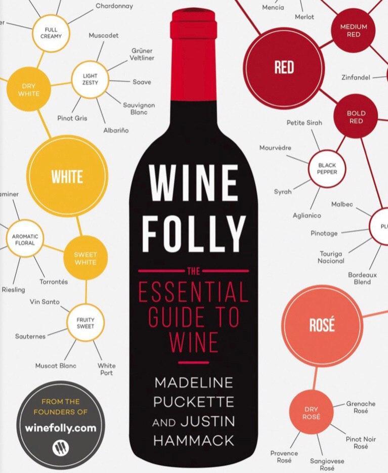 Скачать бесплатно Wine Folly. Издание Магнум, детализированное